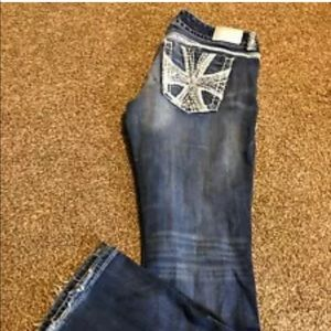 Maurices boot cut jeans size 11
